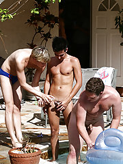 Pretty ultimately this stakes participant was a glaring on gay college sex party with glutinous dicks aplenty free gay man sex pictur