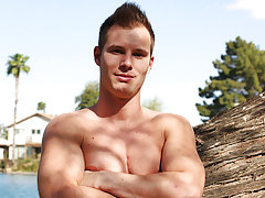 Tyler Andrews is an athletic 22 year old from Georgia free twinks gay videos at Boy Crush!