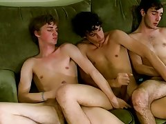 All 3 lads fuck and are fucked previous to the scene reaches a sticky end free male masturbation group - at Tasty Twink!