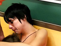 Male hot pinoy masturbate and young boy sucks his first daddy dick