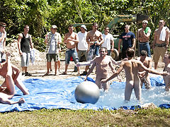There is nothing like a precious summer time splash, especially when the pool is fellow made and ghetto rigged as fuck gay 69 yahoo groups