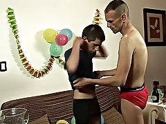 What better way to laud the start of a new year than having a party gay thai boys