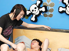 Many pic of very very hard fucking and young asian emo ladyboys sexy
