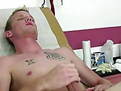 So I laid down on the exam table still warm from the intensive oral-sex session I gave Coach Maddox merely moments before