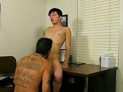 Triple bi anal sex video at Teach Twinks