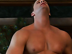 Cum manoeuvre out with our chap and squeeze in one out cold for yourself hairy gay muscle men