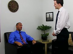 Hairy natural boy and gay black men fucking hard and nasty and bleeding at My Gay Boss