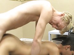 Black hairy twink pic and hairy skinny black guy cock at Boy Crush!