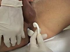 Guy white sock fetish and extreme gay underwear fetish