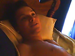 Shaven twink getting ass fucked by mature male and hard core guys pissing on guys and cumming on them - at Boy Feast!