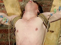 Nude uncut middle age guys and boy bondage - Boy Napped!