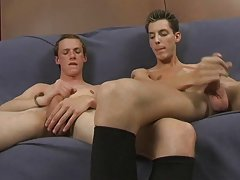 My dick has blonde pubic hair and twink short blonde hair porn at Teach Twinks