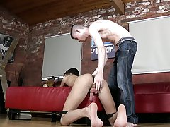 Hardcore bondage gay men pictures ass fucking - Boy Napped!
