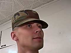 He spanks guys, then watches them giving head to each other and finally play with them both gay military medical porn