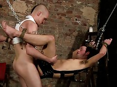 Male bondage captured and gallery bondage leather video gay free - Boy Napped!