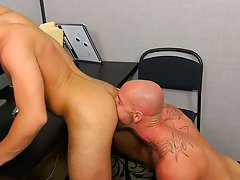 Bizarre gay anal fucking and male anal sex as a sport at My Gay Boss