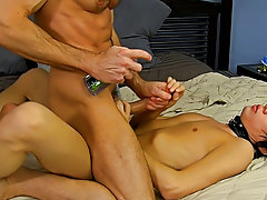 Cute gay sucking photos and interracial ing gay anal at Bang Me Sugar Daddy