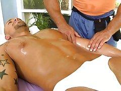 Interracial gay anal porn