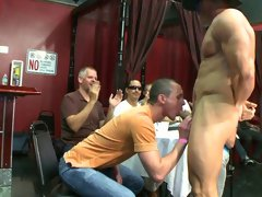 Naked sportsmen yahoo groups and gay group sex parties at Sausage Party