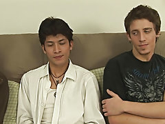 Gay sex 3gp teach twinks and boys first blowjob video