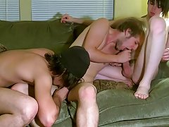 Straight boys casual sex gay free amateur videos and young amateur boy has first time sex with friend - at Tasty Twink!