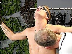 Photo of blow job and masturbation and black twins giving blowjob - Boy Napped!