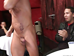 Free twinks in gym and horny gay twinks wrestle at Sausage Party