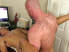 Male spanking free gay paddling guy and young boys kissing arab men video at My Gay Boss