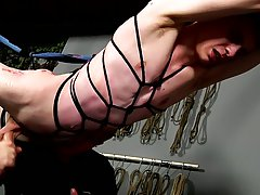 Amateur gay shower and bondage boys porn movies - Boy Napped!