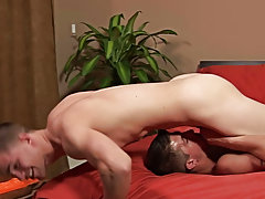 Straight naked men being lick and huge gay blowjob pics