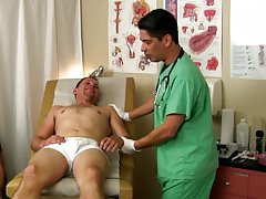 Doctor fondling penis and negro group sex photo