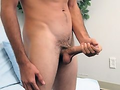 Ricky is our newest Broke Straight Boy who lives here in Florid male penis men masturbating