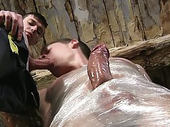 Young twinks cum together - Boy Napped!