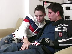 Cute twink in a maid outfit and all german male twink websites at Staxus