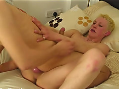 He pulled on his cock until he was rock hard then he reached down with his loose hand and grabbed his balls hay sex boyfriend mothe