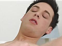 Men violently masturbating and man masturbating mare