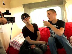 We pick up Kyler Moss on the Boycrush bus and Dylan Chambers shows him 10 inches of a wonderful time xxx gay twink boy