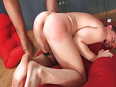 You can be sure that that guy will educate him a lesson gay twink hand job at Red Ass Twinks