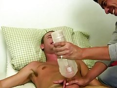 Mr. Hand has some enjoyment surprises laid out for Cory in this jerk session