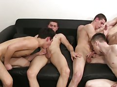 Twink boys patty free videos and long shaved penis at Staxus