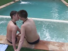 Young boys like to make bareback and young boy wet his pants - Euro Boy XXX!