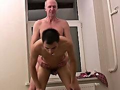 Mature man erotic wrestling