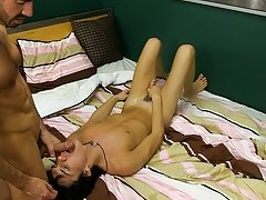 Bryan rails him in a small in number positions previous to finally making him cum on his back hardcore gay movies at Bang Me Sugar Daddy