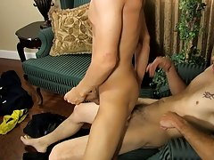Danny Brooks wishes new employee Jacob Marteny to assist him out; run some errands, suck his dick, marvelous standard stuff mmf gay anal sex at My Gay