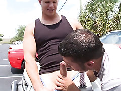 in this weeks update of out in public gay fucking outdoors