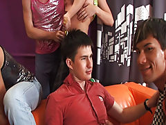 Group gay sex ads profiles and gay group at Crazy Party Boys