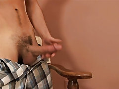Of course we have no problem with that around here video hairy male masturbation