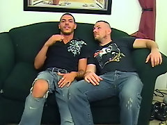 Park unloads a thick gob on Tristan's tanned ass moaning and crying out hardcore gay porn vide