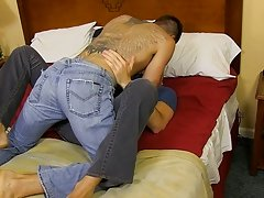 Jake Steel discovers his married neighbor, Preston Steel, has a definite thing for chaps when the mailman mixes up his homo porn delivery
