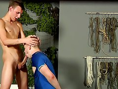 Gay satin shorts blowjob videos and high gay blowjobs - Boy Napped!